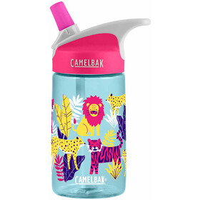 CamelBak Eddy Borraccia 400ml Bambino, jungle cats